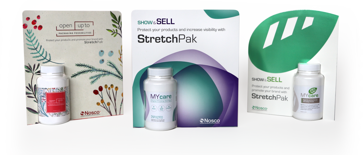 StretchPak packaging