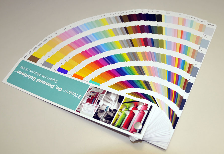 Why is Color more Consistent with Digital Printing?